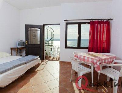 Apartmanový dům Zivogosce Chorvatsko