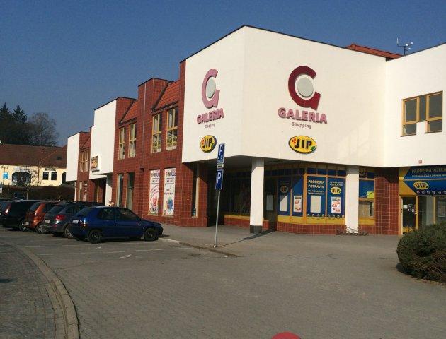 Pronájem obchod. prostor Pelhřimov