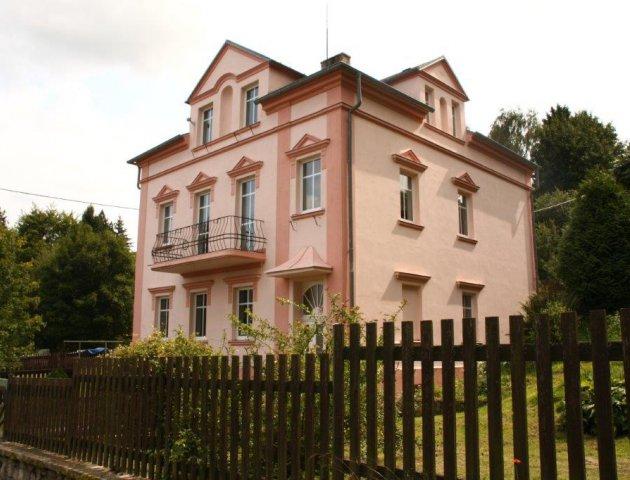Prvorepubliková vila, Krásno u Sokolova