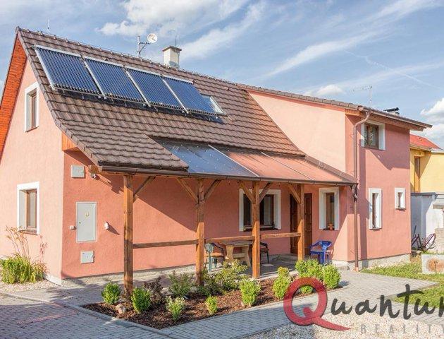Prodej domu 4+kk pro rekonstrukci, Želeč u Tábora