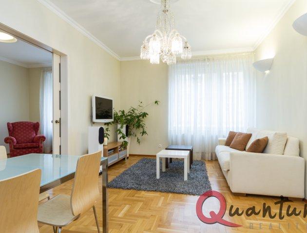 Moderní byt v Praze 6 Bubeneč na prodej